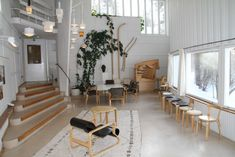 aalto museum - Google Search Alvar Aalto, Museum, Colours, Space, Interior, Furniture, Home Decor, Google Search, Life