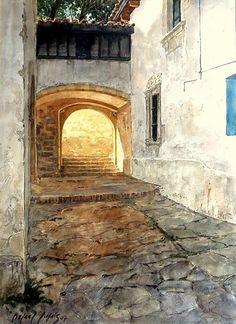 Rafael Pujals Ermita de la mare de Déu de la Font - Castellfort - Castelló