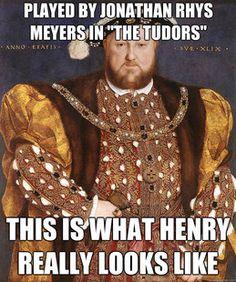 Henry VIII meme