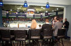 Utica Comets Suite Utica Comets, Hockey, Places, Field Hockey, Lugares, Ice Hockey