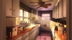 In The Kitchen by owen-c.deviantart.com on @DeviantArt