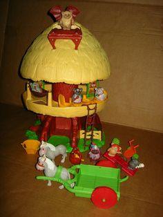 La maison des Ewoks
