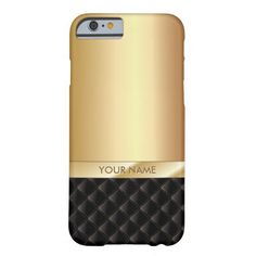 Modern Luxury Gold with Custom Name iPhone 6 case http://www.zazzle.com/modern_luxury_gold_with_custom_name_iphone_6_case-256491014648769960?rf=238675983783752015