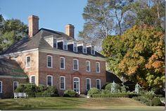Classic Georgian home, Buckhead area of Atlanta
