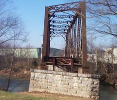 poplar bluff mo | Poplar Bluff Frisco Railroad Bridge