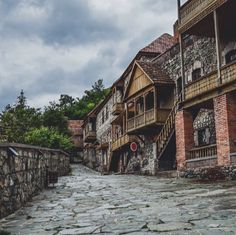 Old Dilijan, Armenia