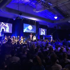 Steubenville Youth Conference at Franciscan University in Steubenville, OH. An amazing experience with the Lord and thousands of other young Catholics searching for faith. These conferences are held across the USA. Would highly recommend if you desire a weekend of praise and worship.