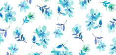 summer,watercolor,illustration,flower,花柄,イラストレーション