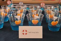 #nautical #party #dessert #jello #sail
