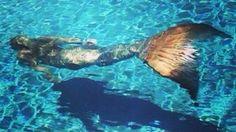 Mermaid Melissa http://MermaidMelissa.com real life mermaid