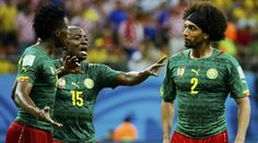 WORLD CUP 2014 - Jurulatih Cameroon jijik dengan sikap pemain sendiri Barcelona Soccer, Fc Barcelona, Fifa, Lions Indomptables, World Cup Groups, Alex Morgan Soccer, Cristiano Ronaldo Lionel Messi, Soccer Girl Problems, Manchester United Soccer