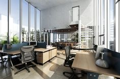 Unique Office Fit-out Design Ideas For Your Company