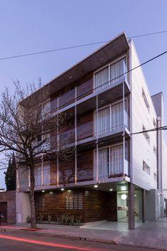 Gallery of B928 Building / Claudio Walter Arquitectos Asociados - 9