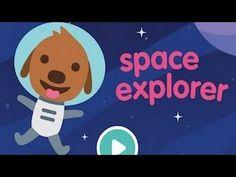 Sago Mini Space Explorer | Playful Activity App for Kids