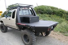 Impressive Flatbed Build Project - Toyota Nation Forum : Toyota Car and Truck Forums