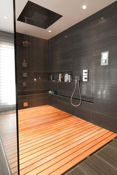 Contemporary Bathroom - contemporary - Bathroom - Ottawa - different kind of niches