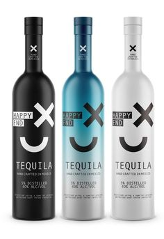 Happy End Tequila (Concept) by Chiapa Design