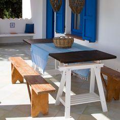 Outdoor Tables, Outdoor Decor, Outdoor Furniture, Home Decor, Vacations, Interior Design, Home Interior Design, Yard Furniture, Garden Furniture