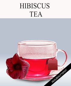 Weight Loss Experts Are Baffled By Ancient African Red Tea Its Fat Melting Powers Summertime Drinks, Hibiscus Tea, Fruit Tea, Tea Benefits, Fun Cup, Tea Blends, Detox Tea, Tea Recipes, How To Stay Healthy
