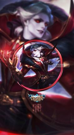 Wallpaper Phone Alucard Viscount by FachriFHR on DeviantArt Mobile Legend Wallpaper, Hero Wallpaper, Mobiles, Hero Fighter, Miya Mobile Legends, Alucard Mobile Legends, Moba Legends, Legend Games, The Legend Of Heroes