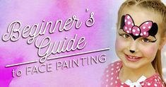 Want to learn how to face paint? Our step by step beginners face painting tutorial will teach you all the skills and techniques you need to succeed! Hulk Face Painting, Elsa Face Painting, Acrylic Face Painting, Joker Face Paint, Skull Face Paint, Body Painting, Watercolor Face, Painting Tattoo, Face Paintings