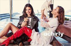 Sports Illustrated, Gigi Hadid, Fashion Shoot, Girl Fashion, Style Fashion, Cool Girl Style, Mario Sorrenti, Campaign Fashion, Kendall And Kylie Jenner