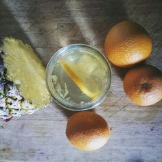 BEAUTY WATER  #eaudefruits#ananas#pineapple