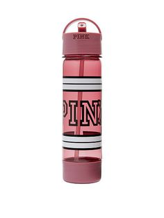 Campus Water Bottle PINK - Tap the pin if you love super heroes too! Cause guess what? you will LOVE these super hero fitness shirts!