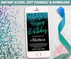 Sms Message, Text Messages, My Princess, 50th Birthday, Happy Birthday, Love You Sis, Electronic Cards, Smartphone, Glitter Text
