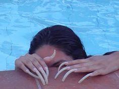 Long Natural Nails