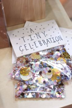 The Great Lakes Goods Confetti Pack - the National Stationary Show - sounds like heaven!!