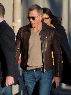 Daniel Craig Photos - Daniel Craig Stops by 'Jimmy Kimmel Live' - Zimbio
