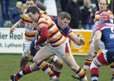 A close Roses encounter saw Lancashire edge their hosts for a 29-23 win at Scarborough
