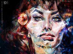 """""""Sophia Loren"""""""