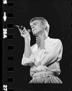 David Bowie Wonderworld Photo of the Day...