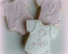 Baby cookies Mustache and bowtie baby boy by SweetArtSweets