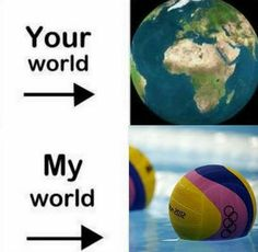 Water Polo World Swimmer Problems, Girl Problems, Water Polo Players, Swim Team, Olympic Games, Funny Design, Water Sports, Picture Quotes, Sports