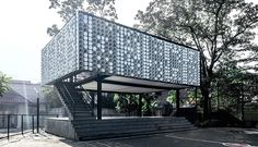 SHAU : Microlibrary Bima - ArchiDesignClub by MUUUZ - Architecture & Design