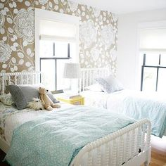 Jenny Lind Bed, Transitional, girl's room, H2 Design and Build