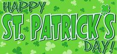Everyone is Irish on St. Patrick's Day!