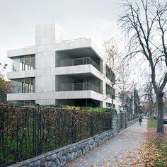 Urban Petranovič - House P Ljubljana for Bevk Perović arhitekti http://urbanpetranovic.com