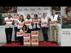#PonUnaVacuna: entrega de firmas de Pfizer en Madrid
