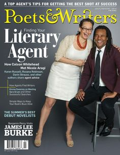July/August 2014 | Poets and Writers Magazine | Literary Agents Issue