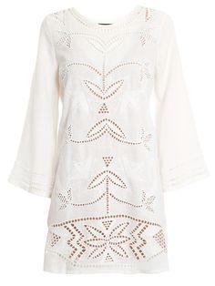 Shop2gether - Vestido Gaby - Vix - Branco