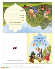 http://www.nickelodeonparents.com/peter-rabbit-party-invitation/