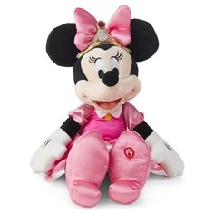 Minnie Mouse Minnie-rella Interactive Stuffed Animal
