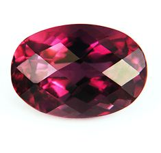 High Quality Natural Genuine Pink Tourmaline Rubellite Round Loose Beads 4-6mm