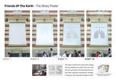 Friends of the Earth: The sticky poster