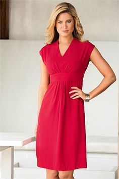 Dresses | Buy Cheap Dresses from EziBuy's Clearance Sale Online - Capture Pleat Front Dress