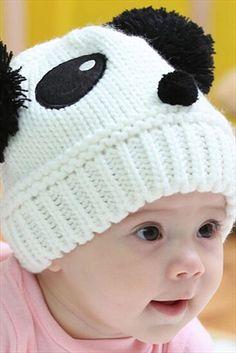 Beyaz Unisex Bere BGHT1410135 Chic2Chic Mini | Trendyol